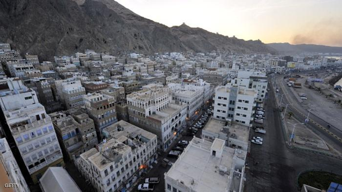 A general view shows the southeastern Yemen city of Mukalla, on April 29, 2014. Suspected Al-Qaeda militants killed 18 Yemeni soldiers in separate ambushes as the army launched a ground offensive against their remaining strongholds in the south, medical and security sources said. Al-Qaeda in the Arabian Peninsula -- a merger of the network's Yemeni and Saudi branches -- is regarded by Washington as its most dangerous franchise and has been subjected to an intensifying drone war this year. AFP PHOTO/FAWAZ AL-HAIDARI (Photo credit should read Fawaz Al-Haidari/AFP/Getty Images)