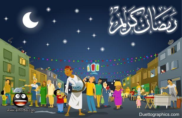 امساكية شهر رمضان المبارك لعام 1439 هـ بتوقيت محافظة المجاردة